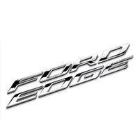 1set 3D Metal FORDEOGE Car Side Fender Rear Trunk Emblem Badge Sticker Decals For JEEP Dodge