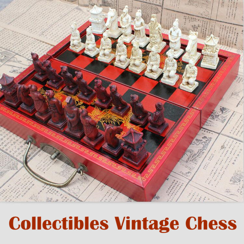 Collectibles Vintage Chinese Terracotta Warriors Style