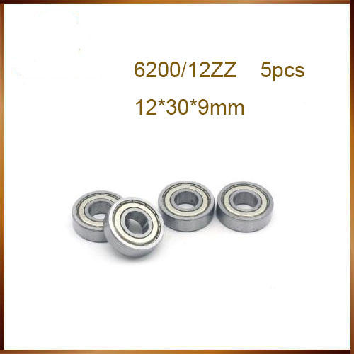 R6ZZ BEARING  100 PCS FACTORY NEW DOUBLE SHIELDED BEARING SHIPS FROM THE U.S.A.