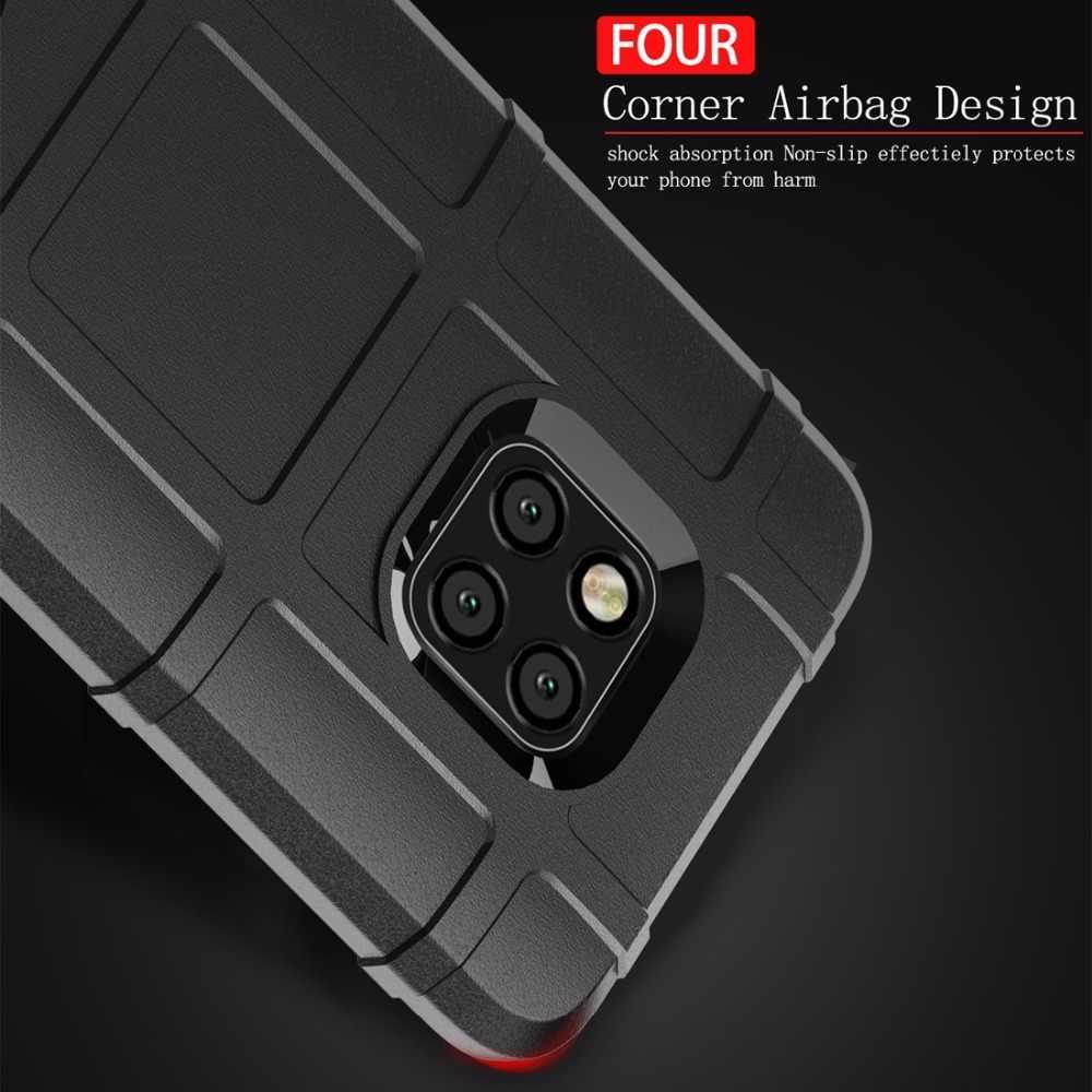 Cobertura completa Caso À Prova de Choque TPU para Huawei Companheiro RS Porsche Design Caso de Volta de Proteção Anti-scratch Tampa Do Telefone Móvel casos