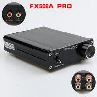 2017新しいfeixiang FX-AUDIO FX502Aプロhifi 2.0 ta2024 ta2021オーディオ高電源デジタルアンプ50ワット* 2
