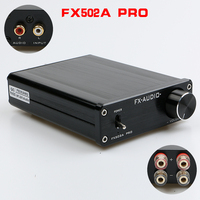 2017 NEW FEIXIANG FX AUDIO FX502A PRO HIFI 2 0 TA2024 TA2021 AUDIO High Power Digital