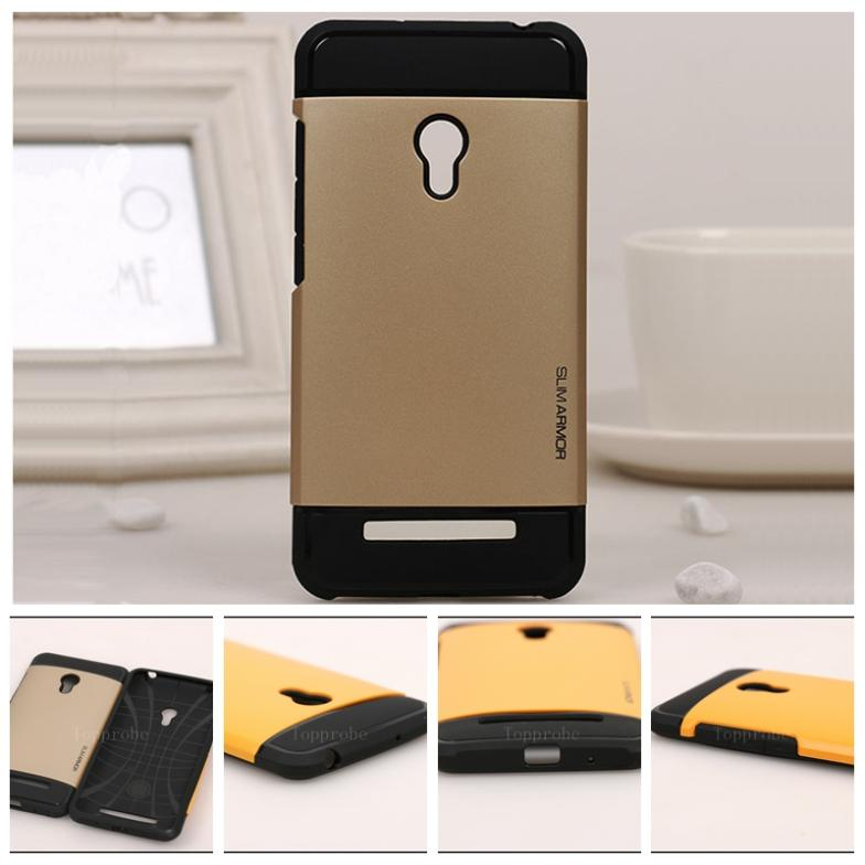 New Anti Knock Slim Armor Protective Case Cover For Asus Zenfone 5