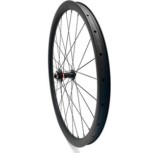 Image 3 - 29er carbon mtb disc wheels 30x25mm Lightweight tubeless Asymmetry boost 100x15 148x12 pillar 1420 spokes mtb bicycle wheels