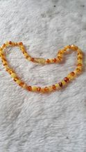 2018 Certified Authentic genuine baltic ambar baby teething necklace honey with mellite