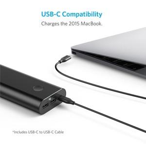 Image 2 - アンカー PowerCore + 20100 mAh USB C 、超高容量ポータブル充電器外部バッテリー PowerIQ iphone 、サムスン、 MacBook など