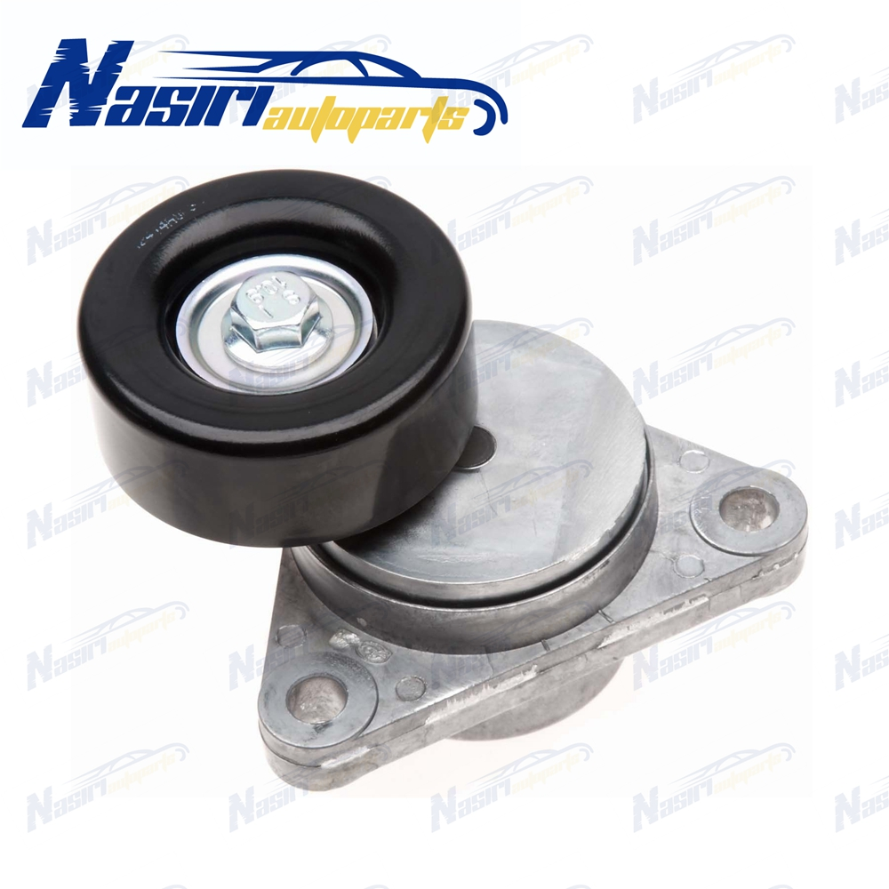 hight resolution of timing belt tensioner assembly for chevrolet aveo pontiac wave 1 6 96349976