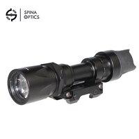 SPINA OPTICS M951 Light LED Version Super Bright Flashlight With Remote Pressure Switch Controller