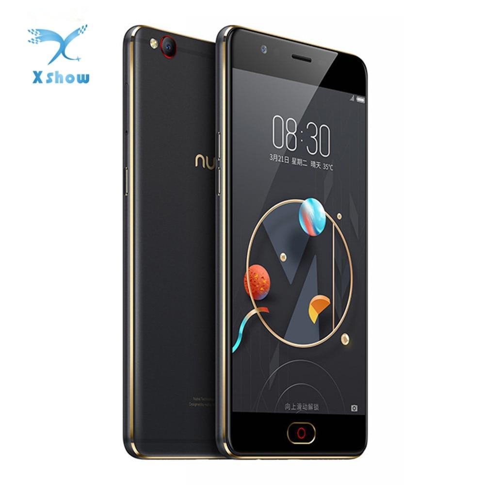 Nubia M2 LITE 4G LTE MT6750 Octa Core Android M 5 5 16 0MP 3000mAh Battery