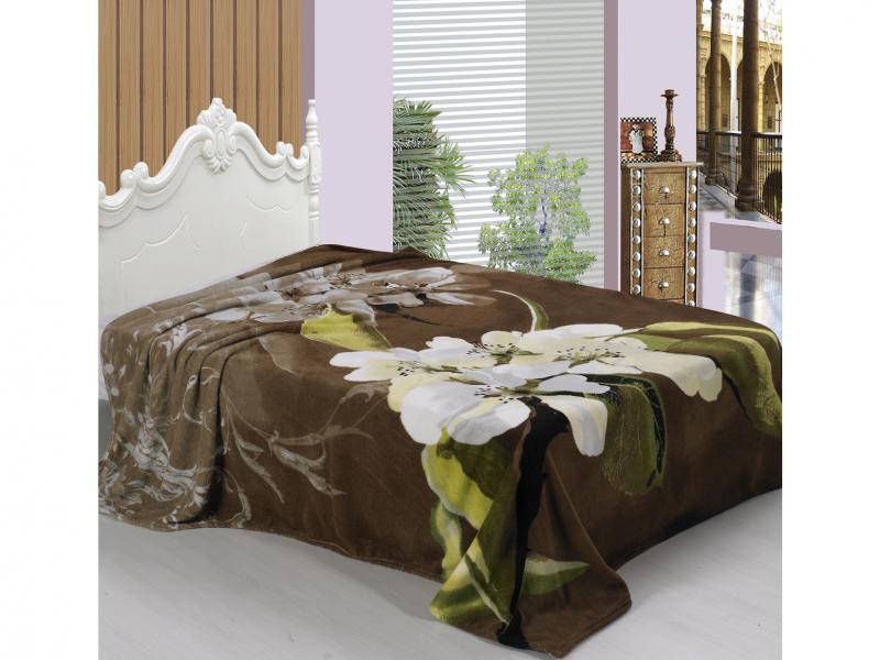 Plaid полутораспальный Tango, Pano design, 160*220 cm, Brown журнал quili pano lency