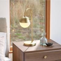 study led learning desk Lights Bedroom home office full copper work table Lamp French restaurant standing Lamp Abajur Tafellamp