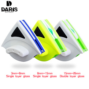 Image 5 - SDARISB Double Side Glass Cleaning Brush Magnetic Window Cleaning Magnets Household Cleaning Tools Wiper Useful Surface Brushs