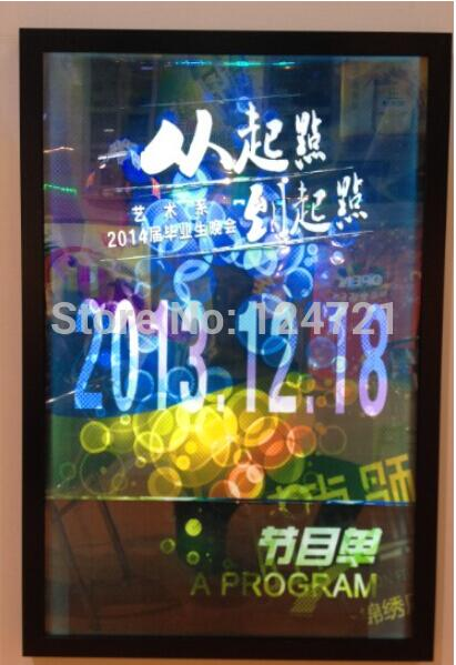 Led Panel Lighted Black Color Movie Poster Frames,Wall Mounted Aluminum a2 Led Lightbox 5Pcs/lot