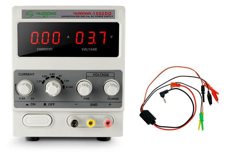 <font><b>PS</b></font>-<font><b>1502DD</b></font> 15V 2A Adjustable DC Power Supply LED Display Mobile phone repair power test regulated image