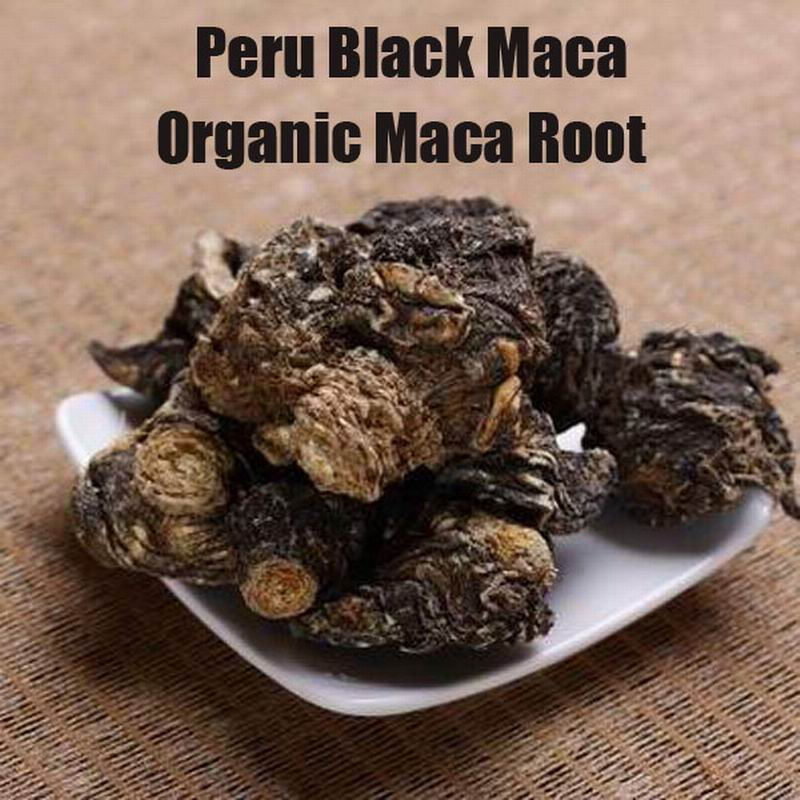 150 grams Peruvian Black Maca root herb extracts health care for men energy boost sex libido