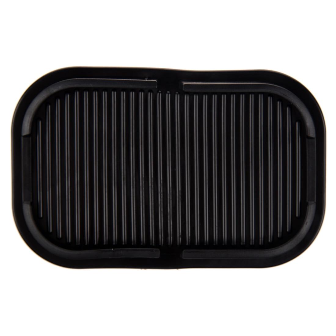 AUTO Black Car Sticky Pad Mat Anti Slip Gadget Mobile Phone Holder