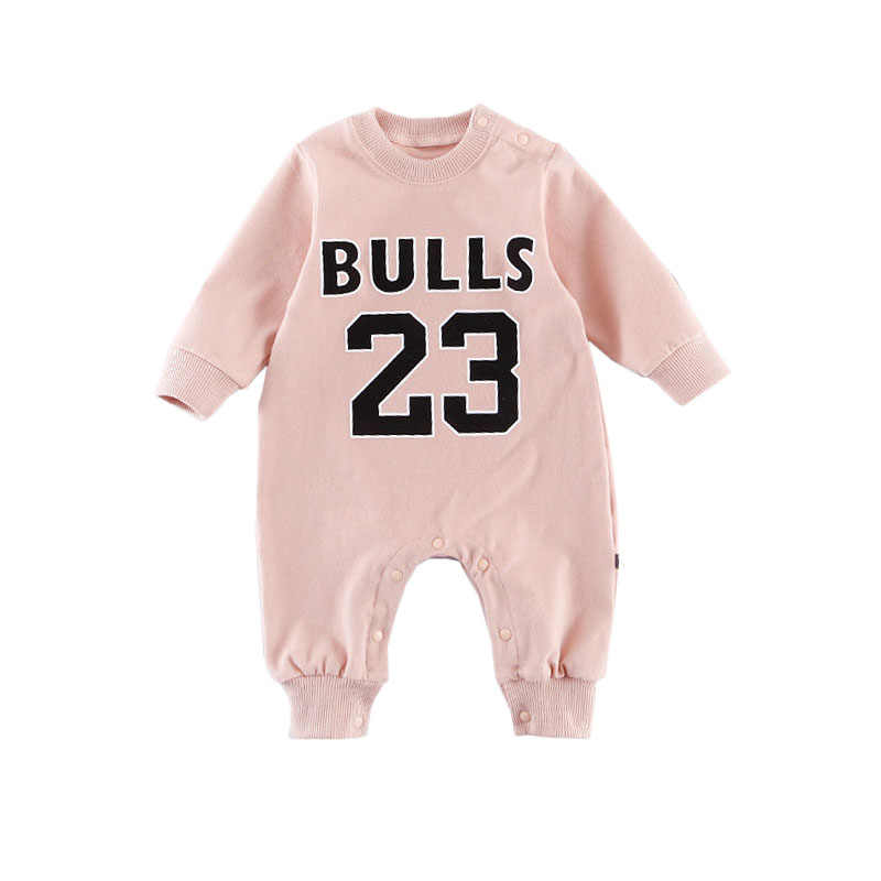 39a28b7df Detail Feedback Questions about Infant Baby Sports Romper Cotton ...