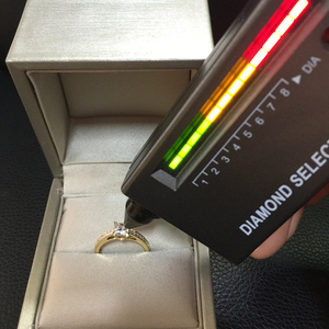 Image 5 - 1 Carat Elegant DEF Color Princess Halo Engagement Wedding Moissanite Diamond Ring For Women Real 14k 585 Yellow Gold