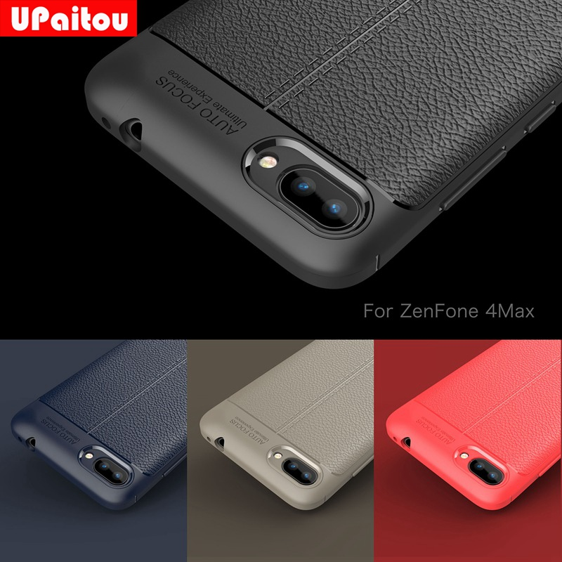 finest selection b8575 ed883 UPaitou Soft TPU Cases for Asus Zenfone 4 Max ZC554KL ZC520KL Cover  Silicone Case for Asus Zenfone 4 Max Pro Plus Back Cover