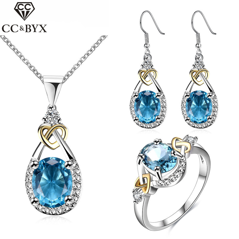 Compare Prices on Blue Bridal Jewelry Online ShoppingBuy Low