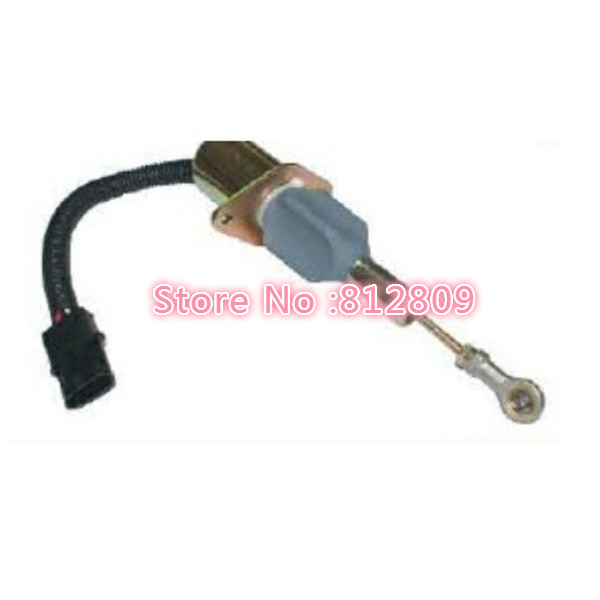 Wholesale Fuel Shut Off Solenoid 3934174 SA-4697-12 12V acana acana wild pacifica dog all breeds wild caught fish для собак всех пород и возрастов на основе рыбы 2 кг