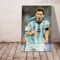 Diy ölgemälde david beckham fußballstar digital paint by zahlen leo messi diy digitale malerei modulare malerei