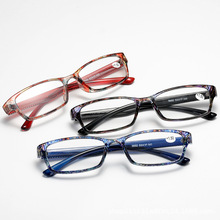 2019 Top Fashion New Reading Glasses, Rectangle For And Women, Flower Rack, Fashion, Aged Glasses + 1.01.5.2.0.2.5.3.0.3.5.4.0