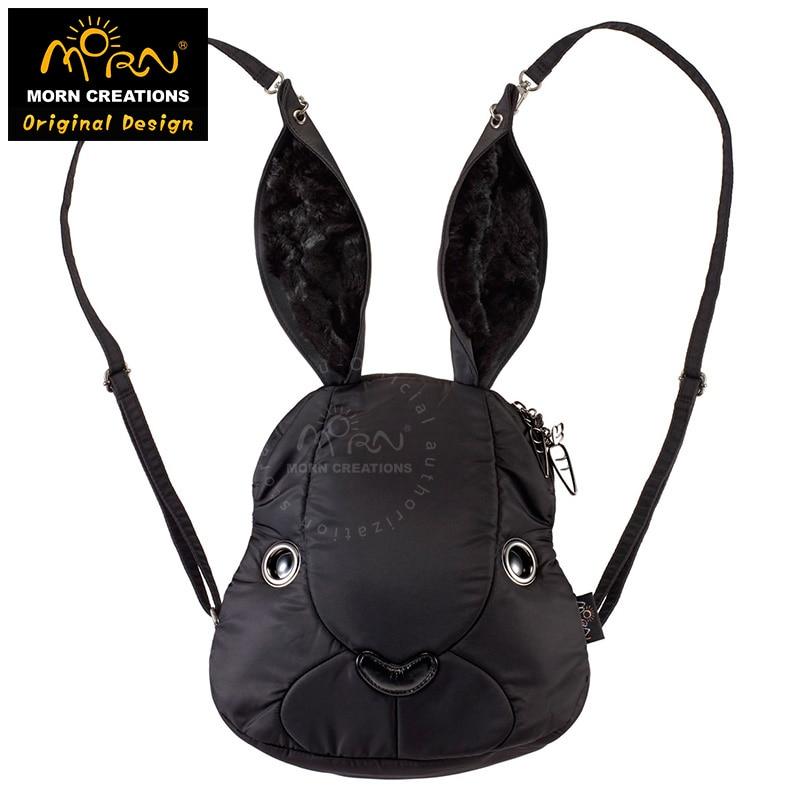 Original Design Morn Creations Rabbit Backpack RA-707-S Women Cute Backpack three creations 200pcs 7x5cm