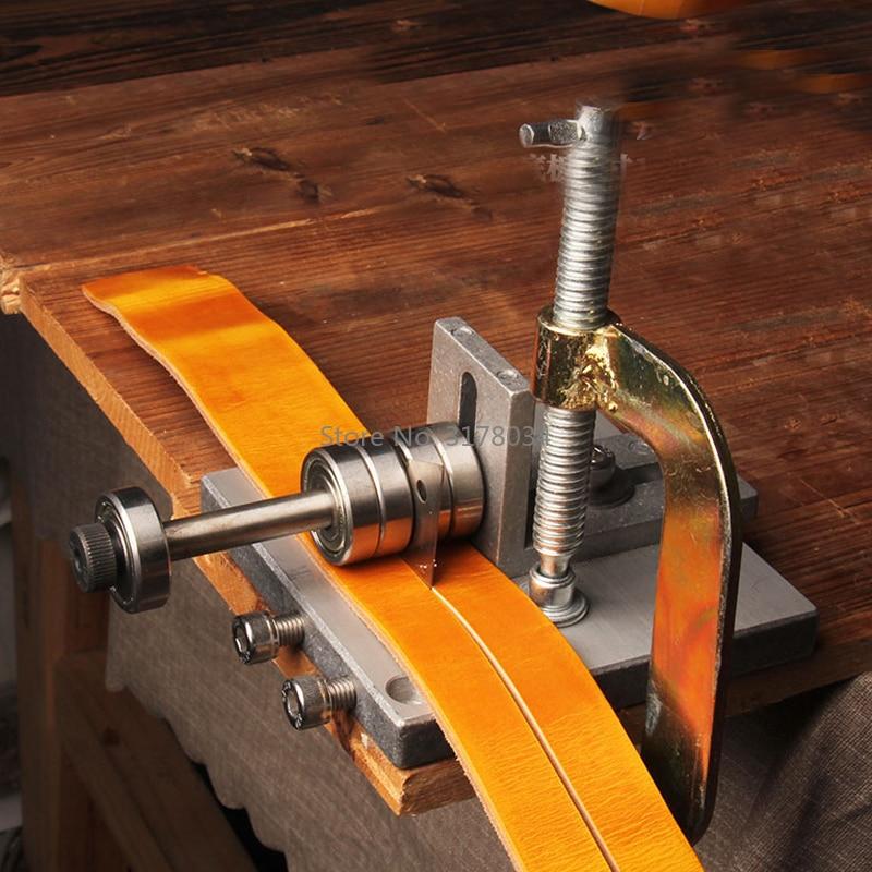 Adjustable Leather Craft Metal Cutter Strap Belt DIY Hand Cutting Tools Strip Cutter Hand Cut Machine-0