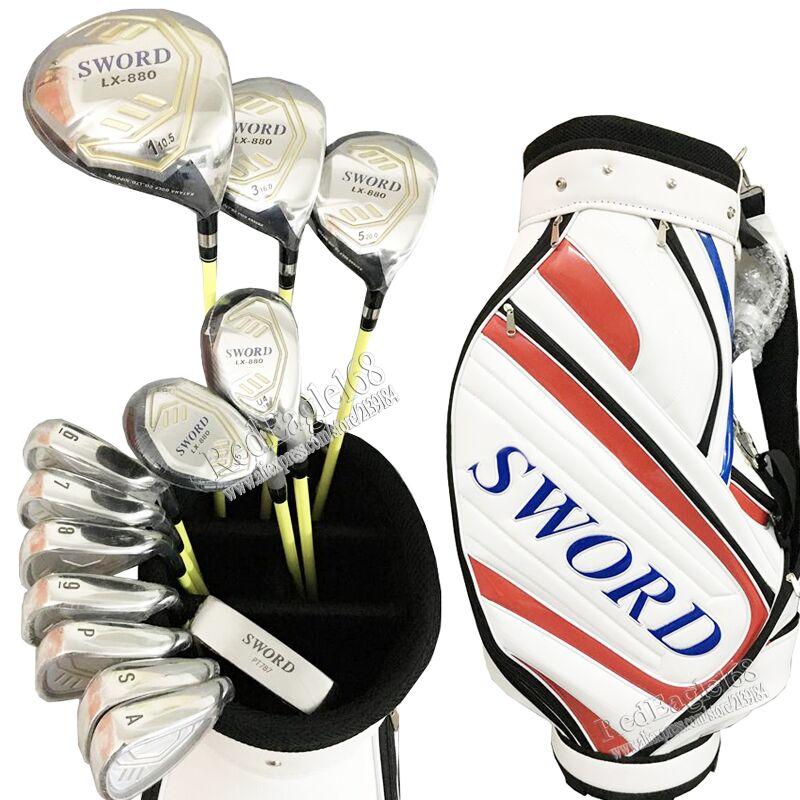 ᑐCooyute nuevo Golf clubs espada lx-880 compelete Club set ...
