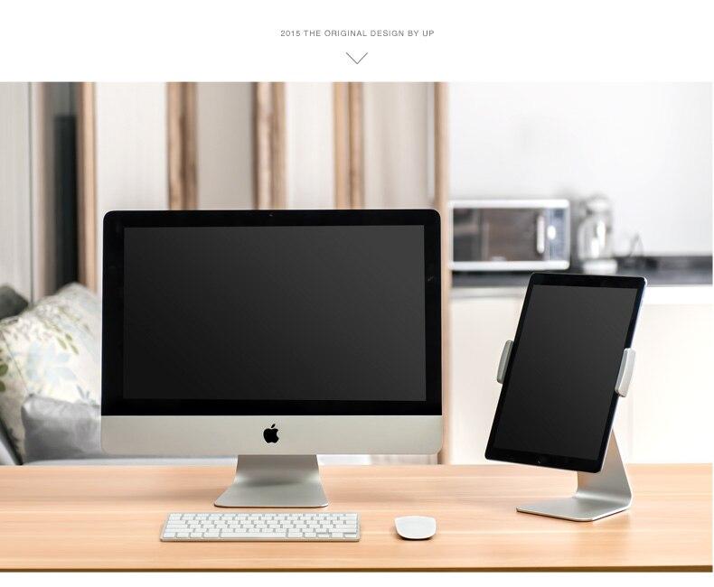 Pro à plat table de chevet ia pd air Tablet PC de base de bureau 7-13 pouce universel