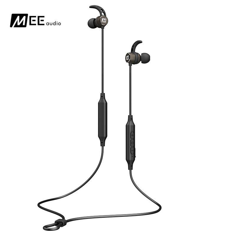 все цены на  MEE audio X5 Wireless Noise Isolating In Ear Stereo Headset Bluetooth Earphones Handfree Sports Headphones With Mic pk PB2.0  онлайн