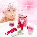 SHILOH Bebé Juegos de imaginación maquillaje Mini Kit del artículo de Tocador Bolsa de Regalo de Navidad de Cumpleaños Niños Pequeños y Preescolares princesa Rosa