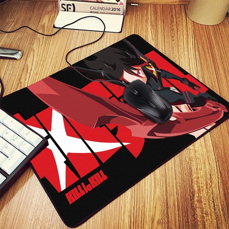 Mairuige Many Cute Anime Girls Pattern Choice Mini Size mousepad Matoi Ryuuko Kill La Kill Comic Anime Pc Laptop Table Mat