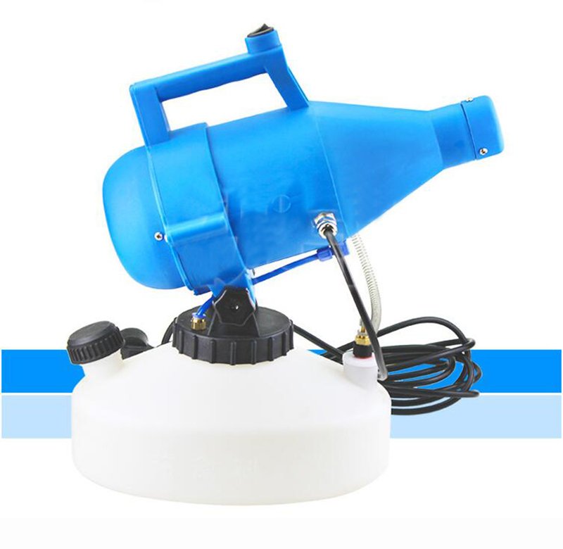 220V 4L Portable ULV Electric Sprayer Atomizer Nebulizer Disinfector Drug Sprayer Y-in Tool Parts from Tools