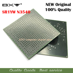 SR1YW N3540 100% شرائح BGA الأصلية الجديدة لأجهزة الكمبيوتر المحمول شحن مجاني مع رسالة تتبع كاملة