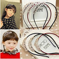 1 pc  Girls baby Princess Crystal Rhinestone Tiaras Crowns Butterfly Headbands Hair Head Band Hiarbands Headwear Accessories