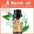 Нероли эфирное масло 10 мл для анти морщин и старения увлажняющий отбеливание уход за кожей массаж масло для растяжек чувствительной кожи