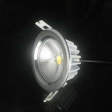 1pcs Driverless 5w 7w 9w 12w 15w 18w 20w 30w LED Downlight AC 220V IP65 Waterproof Bathroom Dimmable LED Ceiling Spot Light
