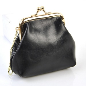 Women Genuine Real Leather Kis