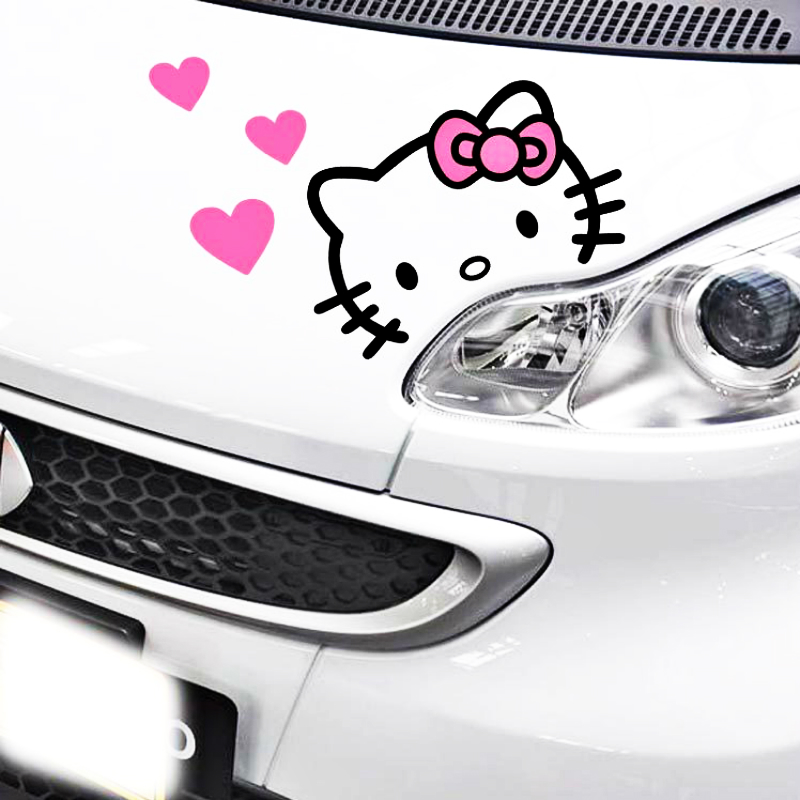 Even kitty cars 5