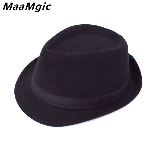 cd8c432f72305 Original Unisex Structured Wool Fedora Hat Fedora hats for men Jazz fedora  felt hat head England