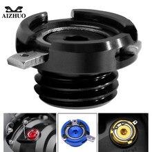 лучшая цена M20*2.5 Motorcycle Oil Cap Engine Oil Cup Cap Reservoir Cup FOR Kawasaki z800 Z 800 Z1000 Z1000SX 2012 2013 2014 2015 2016 z900