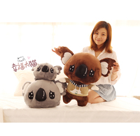 2017 New arrive 45cm Cute koala plush toy doll koalas doll birthday gift