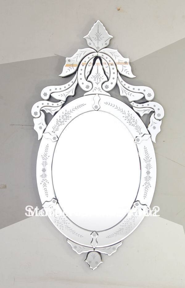 Mr 201357 Small Oval Venetian Wall Mirror For Wholesales Venetian Wall Mirrors Mirror Wholesalersoval Venetian Mirror Aliexpress