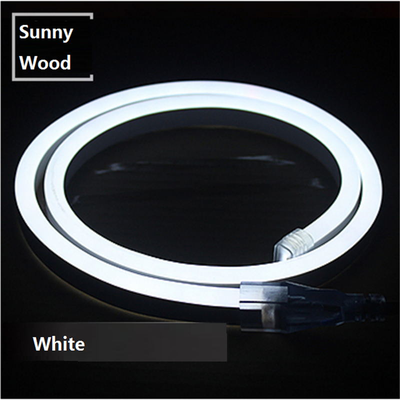 mini neon flex 5 meters lot 2835 smd led neon tube 220v led sign board tube flexible strip. Black Bedroom Furniture Sets. Home Design Ideas