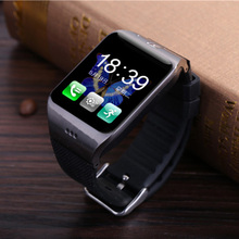2016 New LG118 Bluetooth Smart Watch WristWatch Build-in NFC Camera Support SIM Card HD Screen  For  Android And IPhone