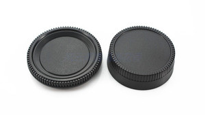 Image 1 - 10 Pairs camera Body cap + Rear Lens Cap for Nikon SLR/DSLR Camera with tracking number