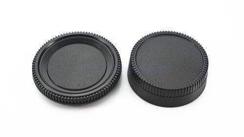 10 זוגות מצלמה מכסה גוף + עדשה האחורית שווי עבור ניקון SLR/DSLR מצלמה עם מספר מעקב