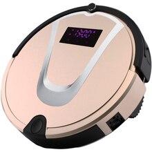 Робот-пылесос с 1200 PA Мощность всасывания для тонкий ковер Автоматическая Уборка Пыли стерилизовать Smart планируется ручная Стирка уборка